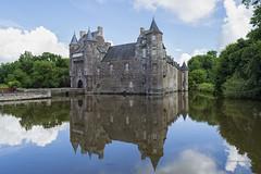 Chteau de Trcesson (joseluisggzz) Tags: chteau castillo france francia bretagne bretaa travel viajes nikon d3300 joseluisggzz