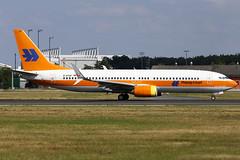 D-ATUF 15082016 (Tristar1011) Tags: eddf frankfurtmain fra boeing 737800 b738 hapaglloyd tui datuf
