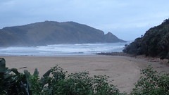 Second Beach (Rckr88) Tags: port st johns portstjohns secondbeach second beach easterncape eastern cape southafrica south africa sea water ocean coastline coast coastal beachsand sand greenery green gardens garden plant plants trees tree travel outdoors nature