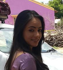 South actress Madhu Chanda Photos Set-1-Hot In Saree (19)