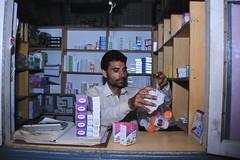 Medical Store (muhammadabdullah_k) Tags: charsada pakistan interest free loans microfinance entrepreneurship pakhtoon ordinary people small business akhuwat medical store