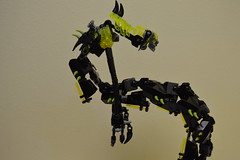Makuta the Decrepit (Cordak) Tags: makita decrepit lego contest bionicle snake serpent deformed