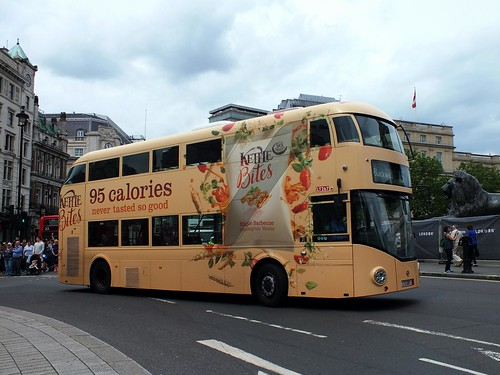 Stagecoach London - LT267 - LTZ1267 - Kettle Bites