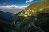 A estrada mais fantástica do mundo (Gustavo Almeida Couto de Andrade) Tags: road santa brazil brasil ruta landscape carretera route estrada catarina rastro rodovia