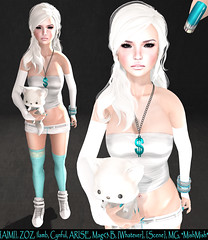 LOTD# 531 (Annika Neiro - Super busy try to catching up ♥) Tags: mg lamb whatever zoz mishmish arise thedressingroom cynful {aimi} mag3b {scene} colormeproject