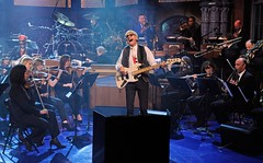 "Will Lee & The CBS Orchestra - ""MacArthur Park"" (rds323) Tags: television tv manhattan lateshow willlee davidletterman lateshowwithdavidletterman edsullivantheater tvstudio thelateshow cbsorchestra thecbsorchestra"