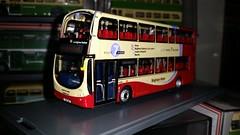 Brighton & Hove (PD3.) Tags: uk england bus buses ahead sussex volvo coach model brighton martha district hove go group company wright gemini gunn psv pcv corgie 410 goahead xhl b9tl bj11 bj11xhl