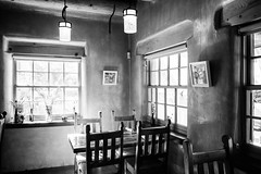Farm and Table (mkc609) Tags: blackandwhite bw newmexico breakfast restaurant blackwhite nm blacknwhite albuqerque farmtable
