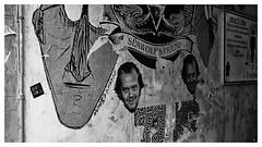 Shining on the Wall (Gretsch*) Tags: blackwhite belgium belgique mons noirblanc leicasummicron35mmf20asph leicam240