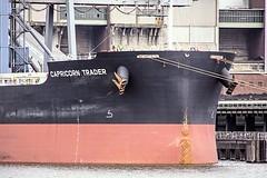 Capricorn Trader (5) (Auto350) Tags: detail ship bow bremen schiffe