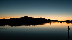 Sunrise at the waterfront (Merrillie) Tags: woywoy landscape nature water d5500 nswcentralcoast newsouthwales sea nsw centralcoastnsw photography nikon outdoors seascape australia centralcoast waterscape bay