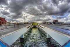 Inderhavnsbroen (KonHenrik) Tags: d7100 denmark danmark kbenhavn copenhagen kyssebroen inderhavnsbroen hdr 2016 samyang8mm