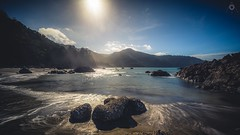 Blast from the Past (Augmented Reality Images (Getty Contributor)) Tags: australia beach canon capehillsborough landscape leefilters longexposure mackay nationalpark queensland rocks sand sun tropical water