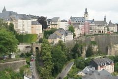 Luxembourg City, Luxembourg, July 2016