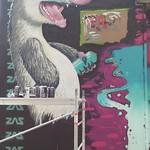 rockin the possum at Wall Expressions thumbnail