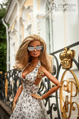 Peterhof (astramaore) Tags: peterhof petersburg eugenia going public 16 astramaore blonde tan tanned summer doll toy photography integrity toys sunglasses sunkissed necklace