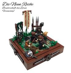 Die Neun Reiche - Feriencamp - FastChallenge (markus19840420) Tags: castle lego rpg moc imperiumdersteine dieneunreiche diebruderschaftdeszorns