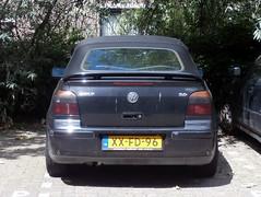 Volkswagen Golf 4 cabrio 1999 nr2017 (a.k.a. Ardy) Tags: softtop xxfd96