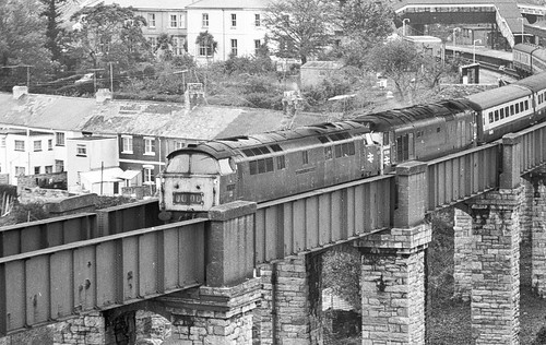 D1054 Royal Albert Bridge 1976