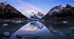 us (Jay Daley) Tags: patagonia mountain southamerica argentina sunrise landscape nikon cerrotorre d810