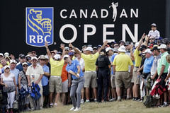 Martin Laird (Wally Baba) Tags: rbc canadian open 2016