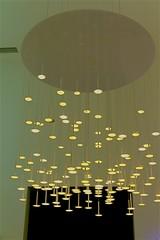 Hanging Lamp (2012) - Thierry Gaugain, I Rainn (pedrosimoes7) Tags: hanginglamp candeeiro design light luz lumire arquitecturalinteriors arquitecturadeinteriore maat museuartearquitecturatecnologia belem lisbon portugal ecoledesbeauxarts