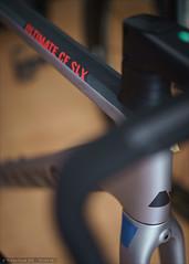 New frame (Torsten Frank) Tags: canyon fahrrad rahmen rennrad ultimatecfslx