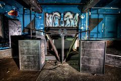 Disco Robocop (Batram) Tags: disco robocop disko lost place urbex urban exploration