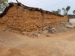 KhajurahoCycling059 (tjabeljan) Tags: india khajuraho cycling platteland village dorp