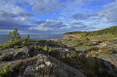Free time (RdeUppsala) Tags: kust kapplasse klippor sverige sweden suecia sky sea baltic bltico stersjn mar marino moln nature naturaleza natur nubes havet uppland seascape scandinavia outdoor cielo clouds coast costa