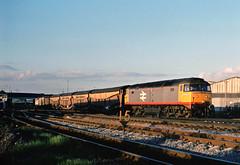 3 more from the Oldies tray....47347 Bescot-??? SLK Washwood Heath no1 16-05-1990 (the.chair) Tags: uid slk passing washwood heath may 1990