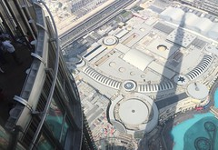 At the top, Burj Khalifa, Dubai (dmjames58) Tags: travel mydubai dubai instagramapp square squareformat iphoneography