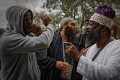 The battle of the religions (aleadam) Tags: speaker speakers corner speakerscorner argument argumentation discussion convincing free speech freespeech religion battle