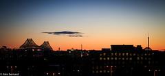 Métro Longueuil et environs (alex.bernard) Tags: bridge sunset canada canon landscape cityscape montréal quebec pont tamron montérégie longueuil pontjacquescartier tamron2470 metrolongueuil canon5diii