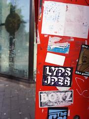 Sticker in Kln/Cologne 2015 (kami68k [Cologne]) Tags: streetart sticker cologne kln jpeg 2015 lyp