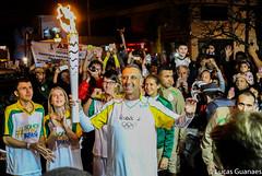 Tocha Olmpica (guanaeslucas) Tags: brazil people brasil canon fire games olympic festa fogo jogos bauru tocha olimpada olmpica olmpicos