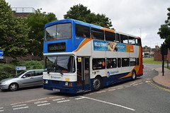 R699 DNH (markkirk85) Tags: wellingborough bus buses volvo olympian alexander rl stagecoach midlands new united counties 111997 699 r699 dnh r699dnh