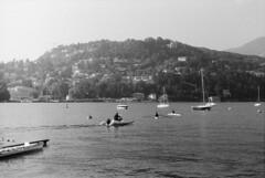 L'allenamento quotidiano (sirio174 (anche su Lomography)) Tags: como canoe canottaggio sport canottierilario rowing lago lake lagodicomo comolake