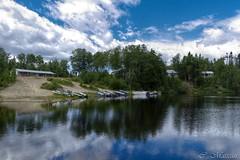 160718-40 Lac Deschnes (clamato39) Tags: clubanowepo latuque provincedequbec qubec canada lacdeschnes eau water ciel sky arbre tree