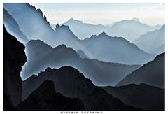 vista dal monte mangatr slo (Giorgio Serodine) Tags: panorama canon colore vista tele montagna controluce contrasto slovenja mangart versosera