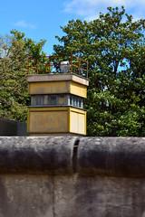 Watch-tower / Bernauer Strae (Images George Rex) Tags: berlin wall germany de deutschland berlinwall watchtower lookouttower berlinwallmemorial bt9 gedenksttteberlinermauer bernauerstrase imagesgeorgerex beobachtungsturm9 photobygeorgerex