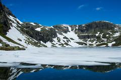 IMG_1921 Trolltjnn.Haukelifjell. (JarleB) Tags: haukelifjell haukeli rldal odda fjell tur hyfjellet hardangervidda dyrskar trolltjrn