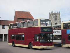 East Yorkshire 585 MF51MBV Sow Hill Bus Stn, Beverley on 246 (1280x960) (dearingbuspix) Tags: eastyorkshire 585 eyms mf51mbv