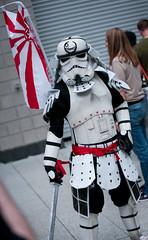 1DX_3802 (felt_tip_felon) Tags: starwars force cosplay stormtroopers empire jedi newhope darkside sith darthmaul raypark empirestrikesback returnofthejedi phantommenace excelcentre forceawakens starwarscelebrationeurope2016london