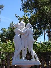 California '16 (faun070) Tags: antoniocanova threegraces hearstcastle heritage