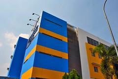 Sekolah Internasional Global Sevilla (BxHxTxCx) Tags: school building jakarta sekolah gedung