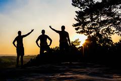 saxony_swiss-002 (s4rgon) Tags: mehrfachbelichtung multiexposure natur nature saxyonswitz sonnenuntergang sunset schsischeschweiz struppen sachsen deutschland de