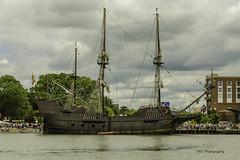 El Galeon Andalucia (TAC.Photography) Tags: baycitytallships2016 spanishgalleon elgaleonandalucia tallships saginawriver