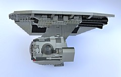 TIE/tb Torpedo Bomber (Veynom) Tags: starwars starfighter tiefighter lego moc