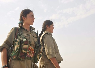 Kurdish PKK Guerillas